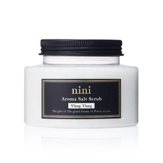 nini Aroma Salt Scrub Ylang Ylang